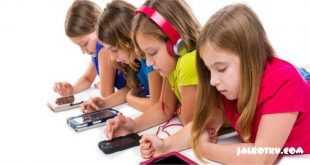 Handphone Android Untuk Anak