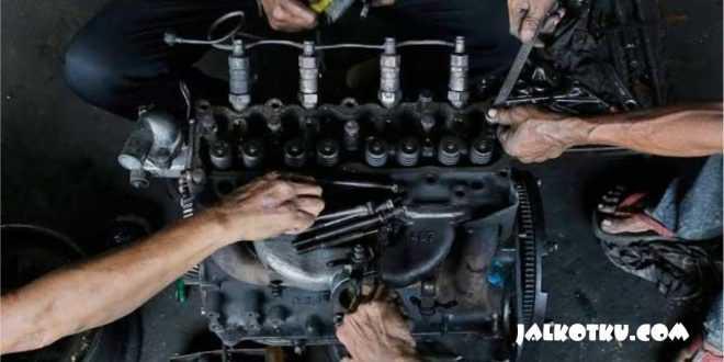 Seperti Ini Cara Kerja Mesin Diesel