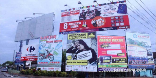 Jenis Iklan yang Sering Digunakan Dalam Media Promosi
