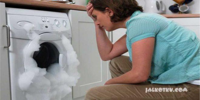 7 Penyebab Mesin Cuci Rusak dan Cara Mengatasinya